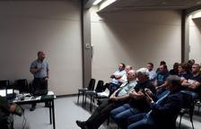 Jornada en Les Borges Blanques sobre seguridad en la caza