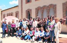 Profesionales del sector sanitario de Lleida se reúnen en Almacelles