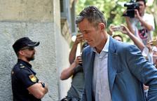 L'advocat d'Urdangarin veu poc probable demanar l'indult