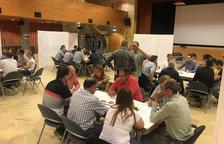 Laboratorio de ideas para lograr ayudas de la UE para el Baix Segre