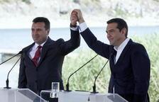 La República de Macedònia del Nord ja és oficial