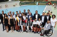 Alpicat abre la temporada en las nuevas piscinas
