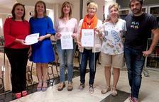 La presentació de la 12a Festa de la Música de Lleida.