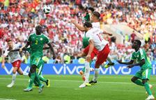 Senegal venç Polònia, que es va anotar el primer gol i va regalar el segon