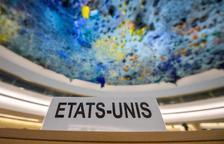 """EUA se'n va del Consell de Drets Humans al ser """"hostil"""" amb Israel"""