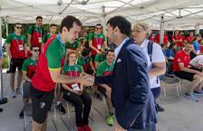 Los Juegos de Tarragona