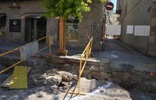 Imatge de l'antic pou que s'ha trobat a Mollerussa.