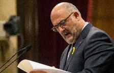 """JxCat pide al Gobierno que se """"arremangue"""" para la liberación de los presos"""