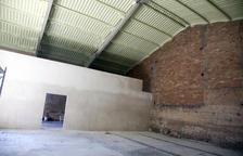 Bellpuig obrirà al setembre la sala d'exposicions dels Dolors