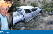 Mor en un accident a la Granadella el primer president electe de la DO Garrigues