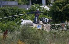 Se fuga en helicóptero uno de los presos más famosos de Francia