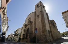 Alcoletge farà un nou accés a l'església per queixes per la dificultat de l'actual