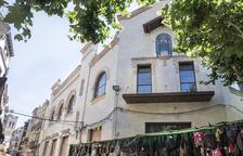 El bar del Ateneu de Guissona, parado y con 8 meses de retraso
