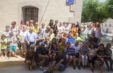 Torregrossa homenajea la jornada del 1-O con un pasaje