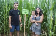 Los impulsores del laberinto, que ocupa tres hectáreas de maizales en esta 13 edición.