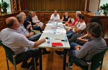 Vielha celebra la primera reunión del Consell de la Vila