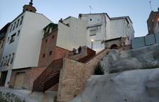 Fotografía del 'Mirador La Carnisseria', inaugurado ayer en Almenar.