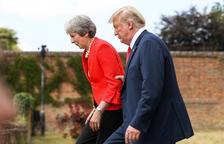 """Trump considera que la Unió Europea és un """"enemic"""""""