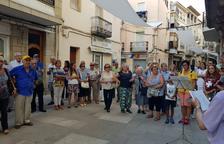 La poesía de Jordi Pàmias vuelve a tomar las calles de Guissona