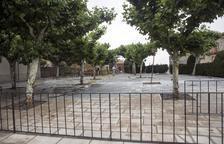 Sant Ramon renueva la plaza de la Bassa, en la entrada a la localidad