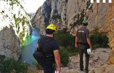 El sector turístico del Montsec, en vilo por el cierre de Mont-rebei, que ya causa anulaciones
