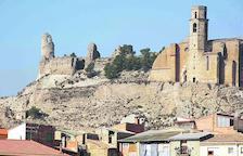 Castelló pide ayudas para consolidar una torre del castillo