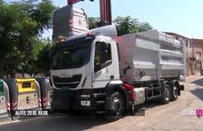 En marxa la recollida de les escombraries amb nous camions i contenidors