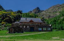 El grupo se encontraba en los alrededores del refugio de la Pleta del Prat, en la imagen.
