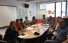 Reunió i pla pilot per acollir persones refugiades a l'Alta Ribagorça
