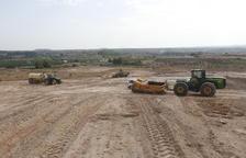 Les Garrigues inicia la ampliación del vertedero, listo este año