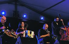 Acordeonistas de más de una docena de países diferentes se dieron cita el sábado en el concierto central de la Trobada, en Arsèguel.
