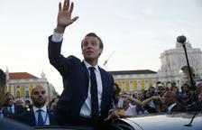 Macron supera las dos mociones de censura por el caso Benalla