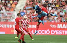 El nuevo Girona brilla ante el Tottenham