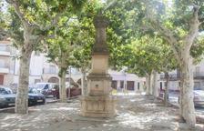 Verdú reformarà a finals d'aquest any el centre de la plaça Major