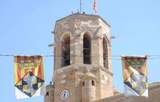 Linyola promociona el campanar per veure paisatges de mig Catalunya