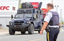 Un tiroteo en una ciudad canadiense se salda con 4 personas muertas
