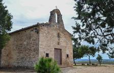 Habiliten un nou mirador en una ermita de Torres de Segre
