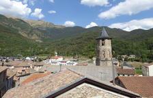 Imagen de archivo de una vista de Vilaller.