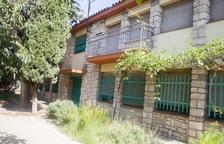 Verdú renova les finestres de l'escola per estalviar energia