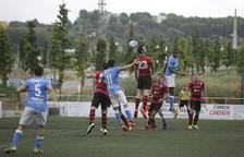 El EFAC golea al filial del Lleida con 'hat trick' del exazul Enric Bosch