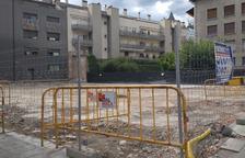 Acaba la demolició de l'Alsina Graells per construir el nou CAP