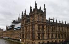 El parlament britànic.