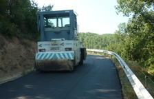Més de 470.000 € per a obres a la xarxa de camins comarcals