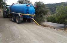 Lleida té per primer cop en tretze anys aigua potable suficient per no necessitar cisternes