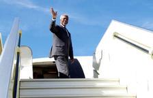 Imatge d'arxiu de l'exsecretari general de l'ONU i Nobel de la Pau, Kofi Annan.