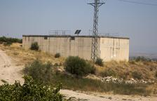 Construeixen una potabilitzadora per a Verdú i el sud de la Segarra