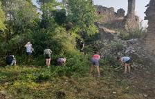 Campo de trabajo internacional en el Geoparc de la Unesco Conca de Tremp-Montsec
