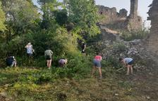 Camp de treball internacional al Geoparc de la Unesco Conca de Tremp-Montsec