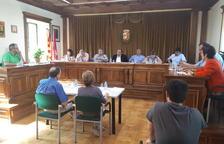 La intervenció del regidor Rufino Martínez a l'oposar-se a la limitació per a vivendes d'ús turístic.