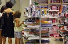 El preu dels llibres de text puja un 4,2%